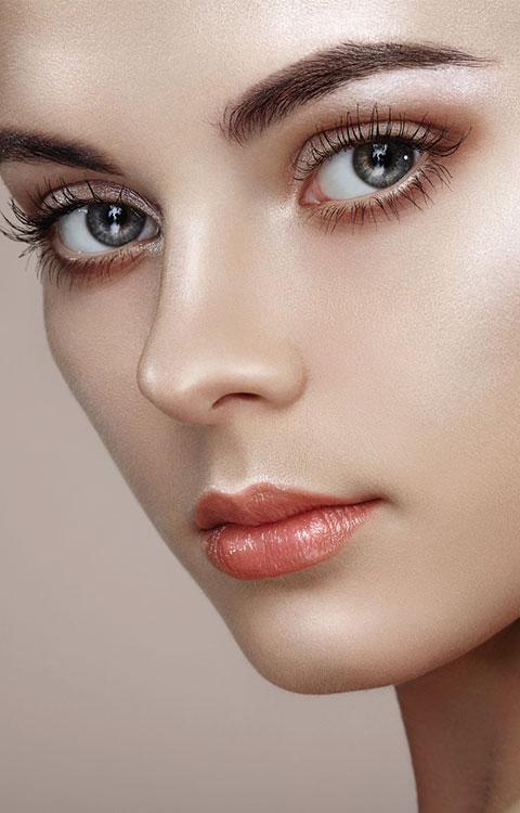 Maquillage nude/naturel