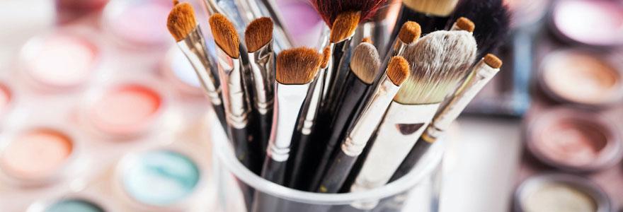 Maquillage haut de gamme