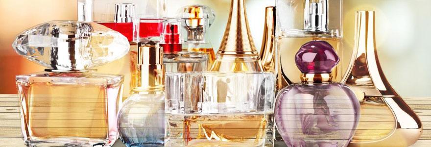 Gamme de parfums
